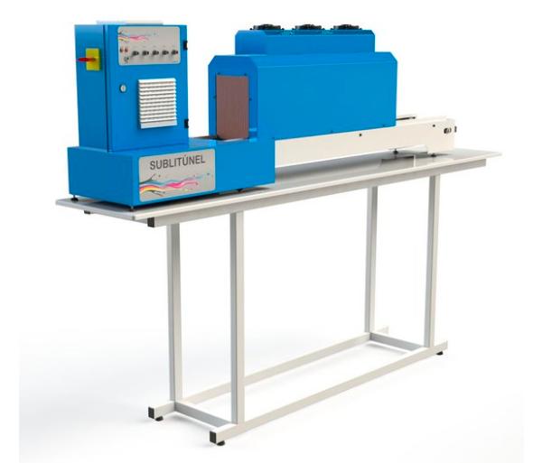 Sublitunel - Máquina de Sublimação de Canecas