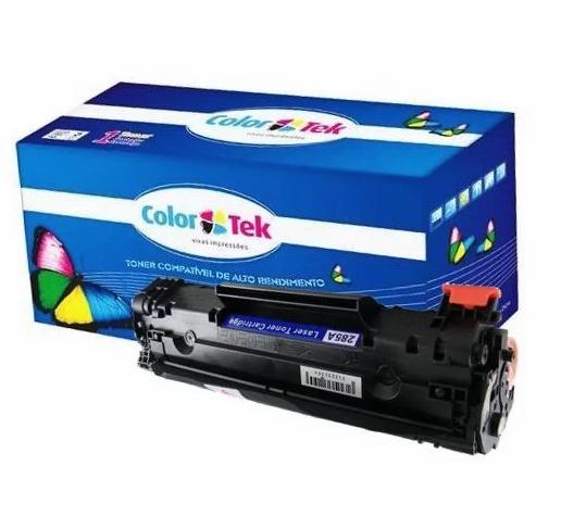 Cartucho de Toner compatível com HP  CE285A 1.8K - (P1102/P1102W/M1132/M1210) - Colortek