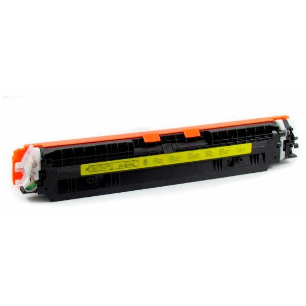 Toner Compatível HP Universal  YELLOW  CP1025 | M176 | M175 | M177 | M275 - CE 312A/CF352A