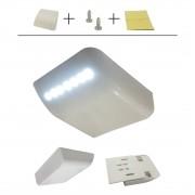 Luminária de 7 Led 0,5W com Sensor de Presença