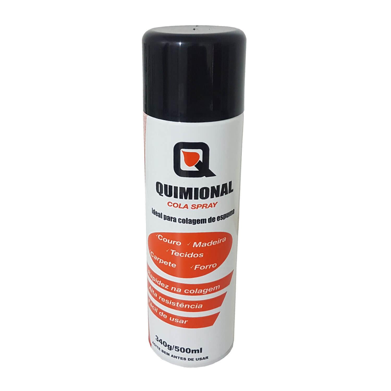 Cola de Contato Spray 500mL 340g