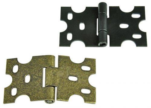 Dobradiça quadrada para móveis rústico ou colonial