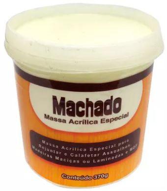 Massa para Madeira 370g Calafeta e Rejunta - Cores