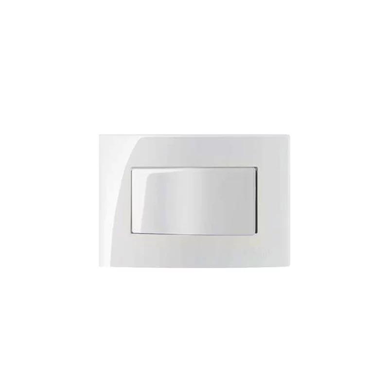 Módulo Interruptor Simples 10A Branco Sleek