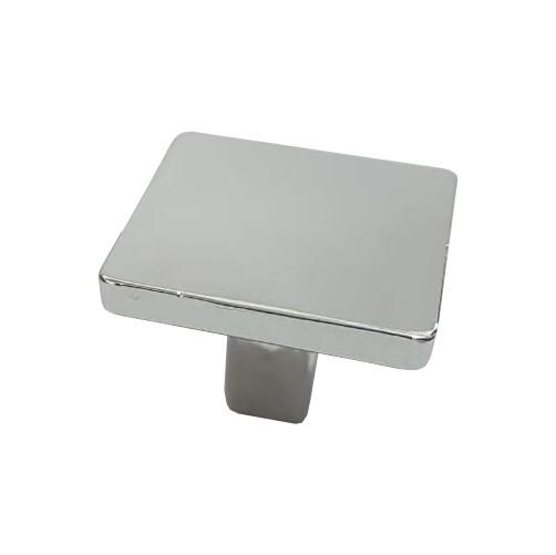 Puxador de Gaveta Quadrado de 1 furo Mod. Aspen