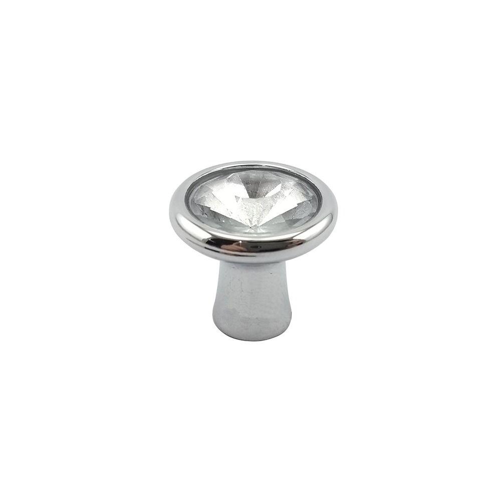 Puxador de Gaveta com Pedra Brilhante Cálice