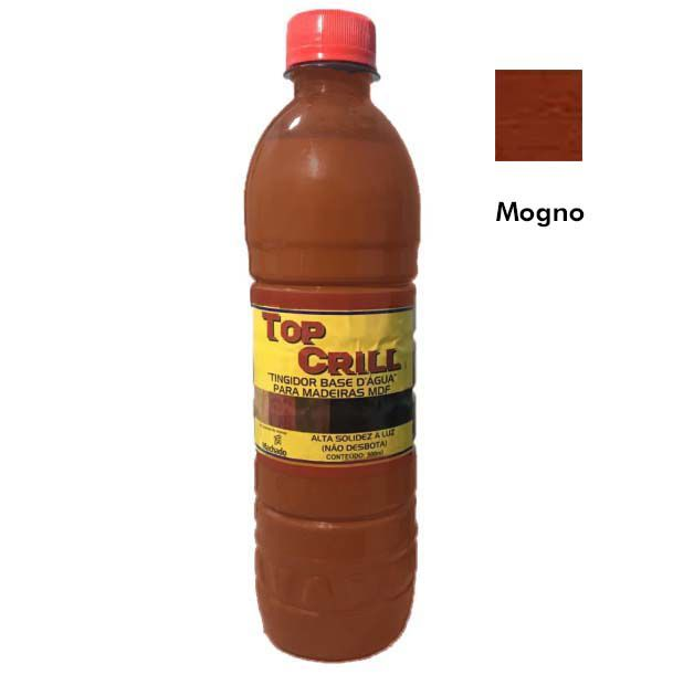 Tingidor Base Água para Madeiras massas e mdf Top Crill 500ml - cores