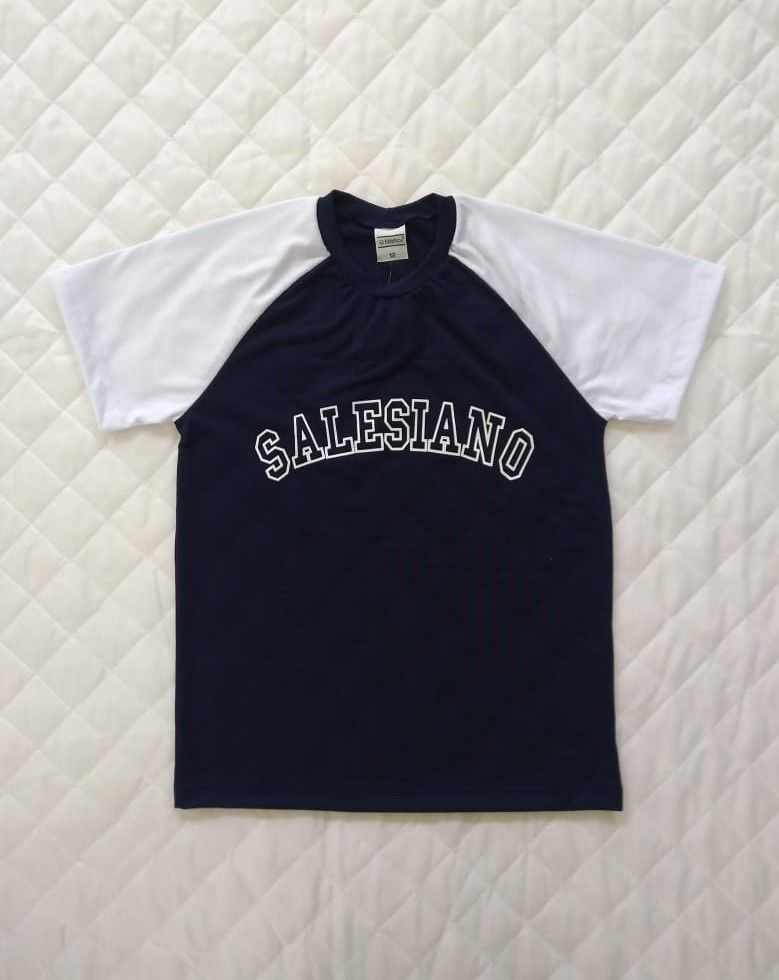 Camiseta College Adulto COLÉGIO SALESIANO