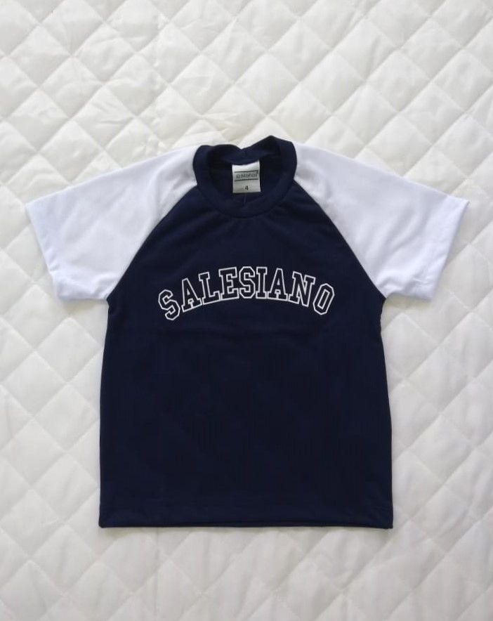 Camiseta College COLÉGIO SALESIANO Infantil Unissex