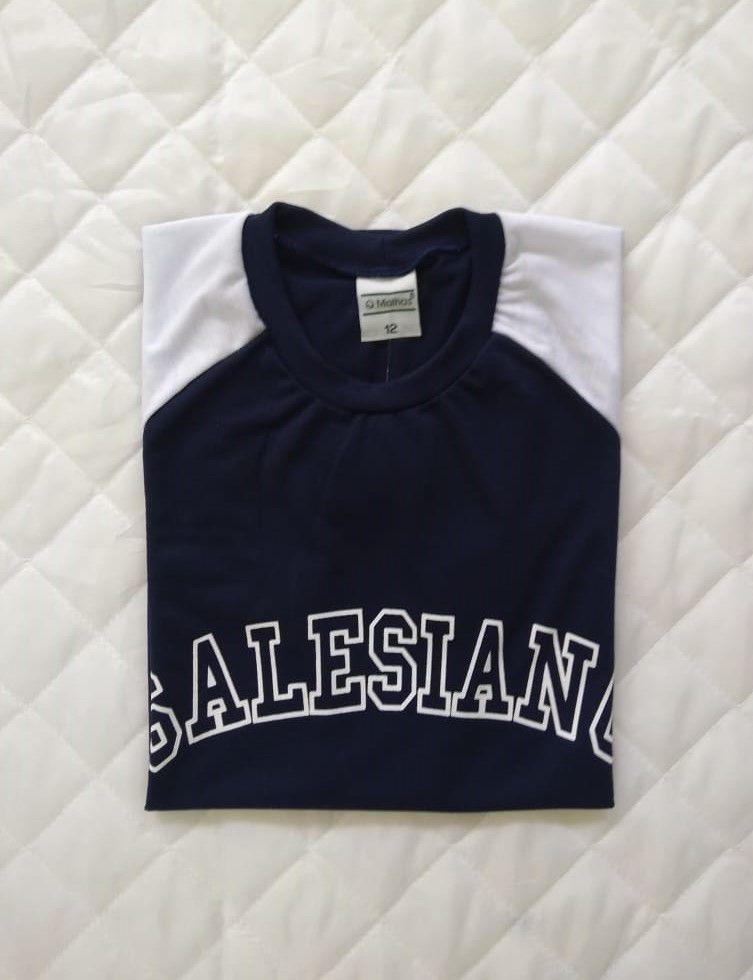 Camiseta College Juvenil COLÉGIO SALESIANO