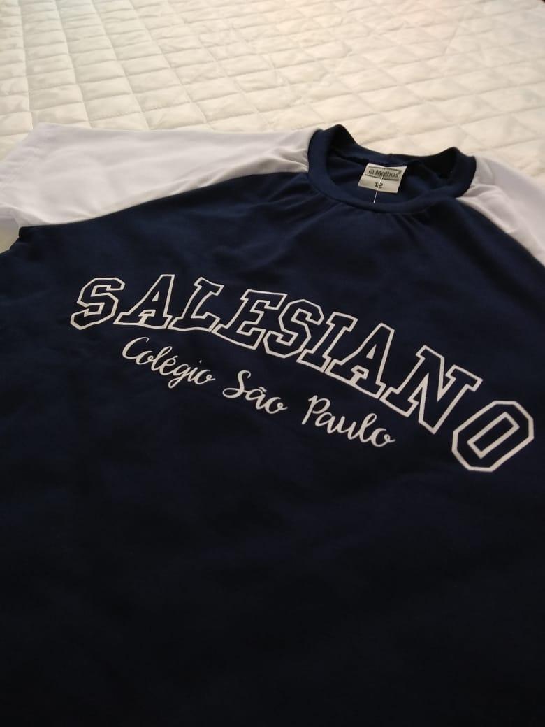 Camiseta College Adulto COLÉGIO SÃO PAULO