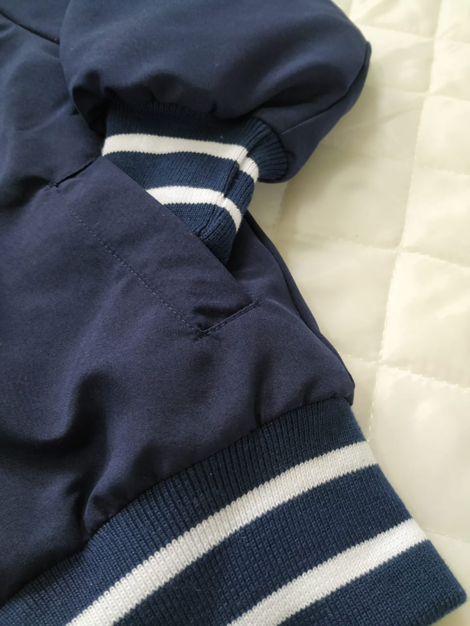 Jaqueta Fibra Capuz Masculina Juvenil REDE SALESIANA