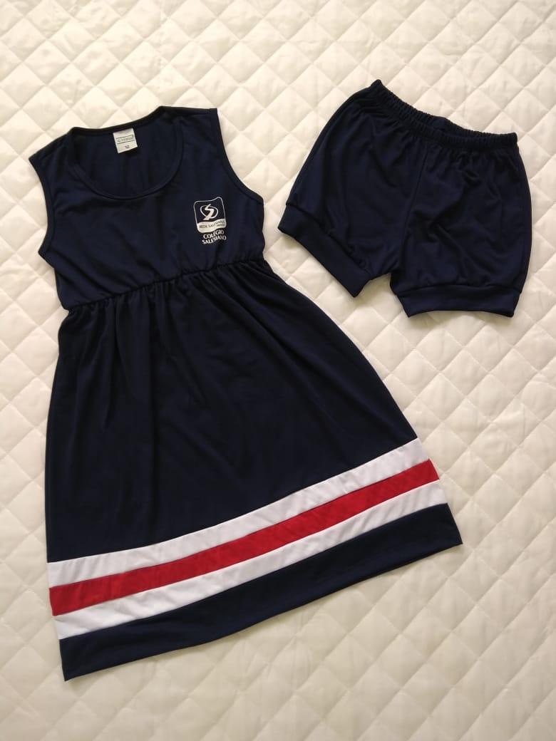Vestido Rodado Juvenil Feminino