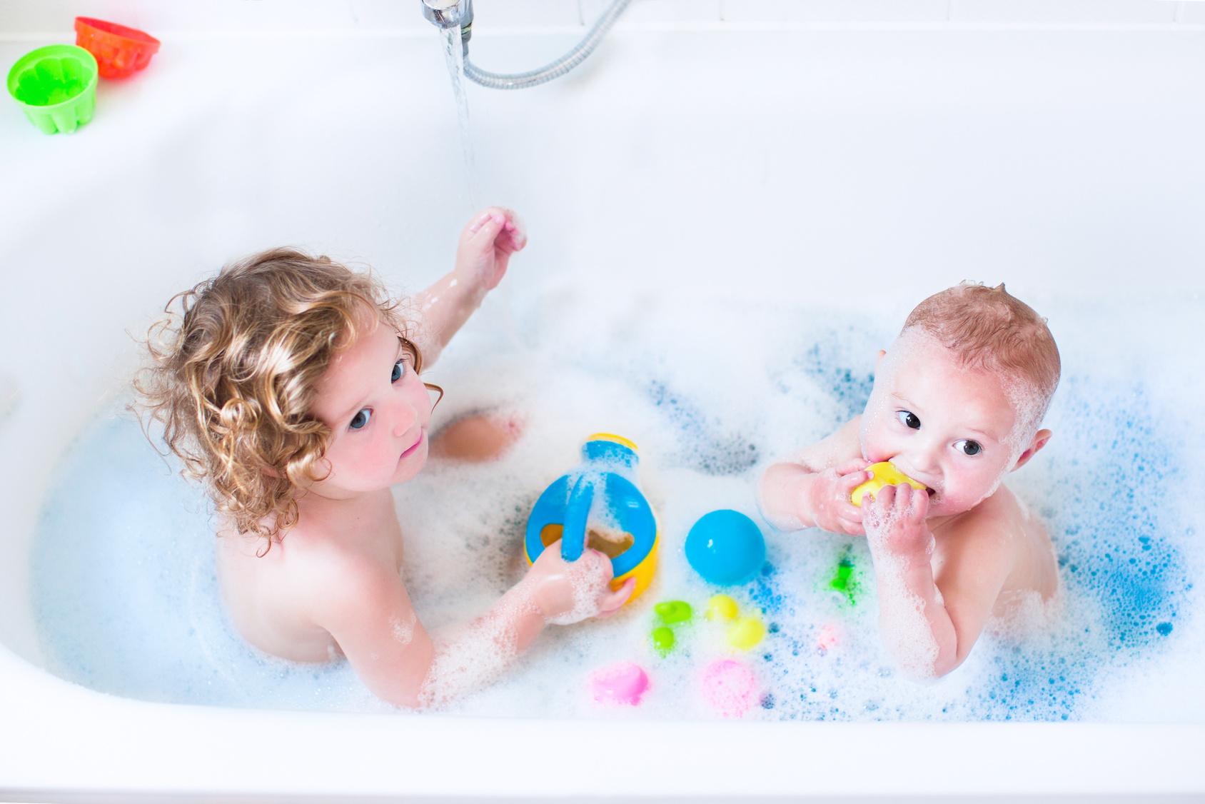 Banho e Higiene