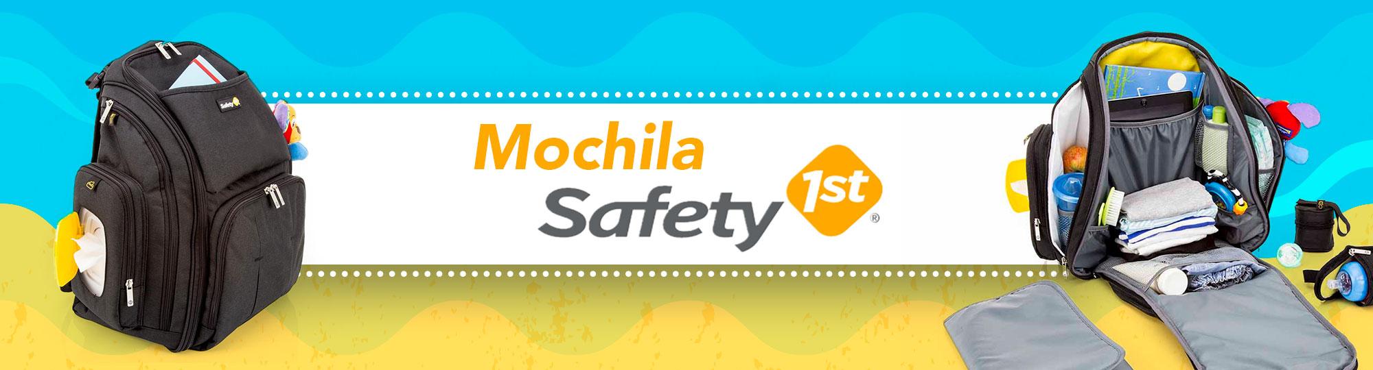 Mochila Safety 1st