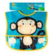 Babador Impermeável Macaco - Girotondo Baby