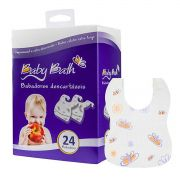 Babadores Descartáveis 24 unid. - Baby Bath