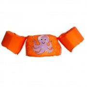 Boia de Vestir Infantil Polvo Laranja - Kababy
