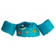 Boia de Vestir Infantil Tubarão Azul - Kababy