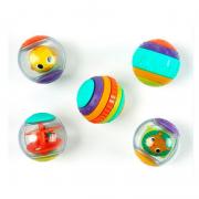 Bolinhas de Atividade Shake e Spin Activity Balls - Bright Starts