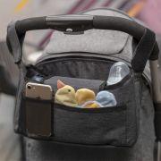 Bolsa Organizadora para Carrinho Bebê Grey - Safety 1st