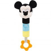 Buzina com Mordedor Mickey Pelúcia Disney - Buba