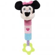 Buzina com Mordedor Minnie Pelúcia Disney - Buba