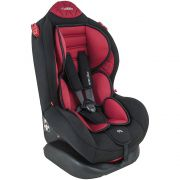 Cadeira para Auto Max Plus Preta/Vermelha - Kiddo