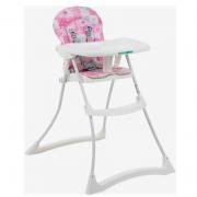Cadeira Refeição Bon Appetit XL Peixinho Rosa - Burigotto