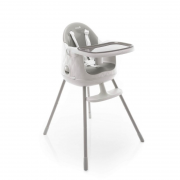 Cadeira Refeição Jelly 3 em 1 Grey - Safety 1st
