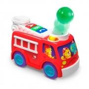 Caminhão Bombeiro Roll & Pop Fire Truck - Bright Starts