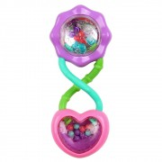 Chocalho Rattle e Shake Barbell Pink - Bright Starts