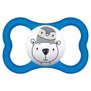 Chupeta Air Silk Touch 6m+ Urso - MAM