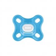 Chupeta Comfort 0-2m Azul - MAM