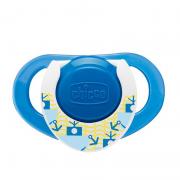 Chupeta Compact Azul 12m+ - Chicco