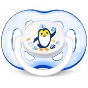Chupeta Freeflow 18m+ 2 un. Azul (SCF186/24) - Philips Avent