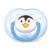Chupeta Freeflow Pinguim 1 un. 6-18m (SCF183/14) - Avent