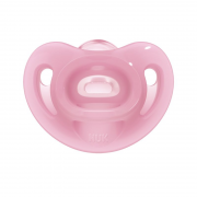 Chupeta Sensitive Soft 100% Silicone Girl S2 - NUK