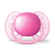 Chupeta Ultra Soft Lisa 6-18m Lisa Menina (SCF415/12) - Philips Avent