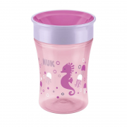 Copo 360° Magic Cup 230ml Girls - NUK