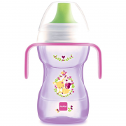 Copo de Treinamento Fun to Drink Cup 270ml Girls -