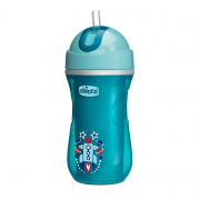 Copo Sport Cup 14m+ Azul - Chicco
