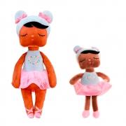 Kit 2 Bonecas Metoo Angela Maria 33cm e 20cm Exclusivo Bugababy