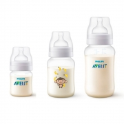 Kit Mamadeiras Classic Anti-Colic Philips Avent