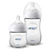Kit Mamadeiras Pétala 125ml e 260ml (SCD101/01) - Philips Avent