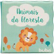 Livrinho de Banho - Animais da Floresta - Buba