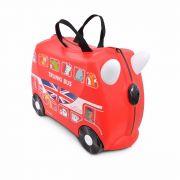 Mala de Viagem Boris Bus Red - Trunki