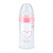 Mamadeira Evolution 150ml S1 Girl - NUK
