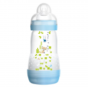 Mamadeira First Bottle 260ml Azul - MAM