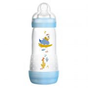 Mamadeira First Bottle Easy Start 320ml Boy - MAM